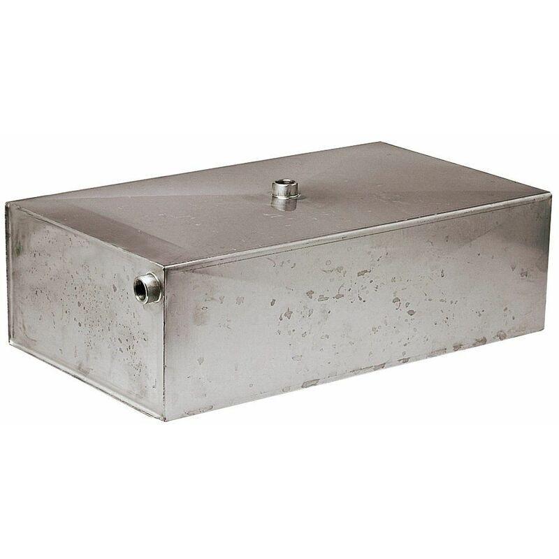 Thermador - Vase d'expansion ouvert tôle galvanisé - Capacité 50 litres