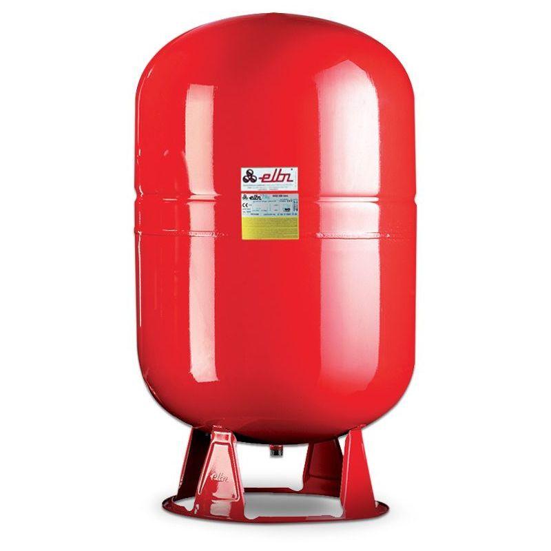 ENERGY DUEGI Vase d'expansion à membrane fixe, 100 litres, pour les systèmes de chauffage ou