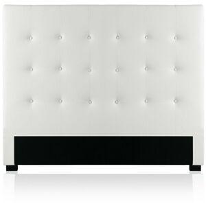 Intensedeco - Tête de lit capitonnée Premium 140cm Blanc - Publicité