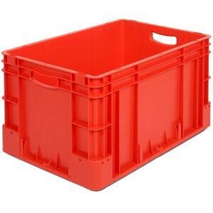 CERTEO Bac industriel pour charges lourdes - capacité 60 l, L x l x h 600 x 400 x 320 - Publicité