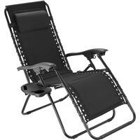 TECTAKE Chaise de jardin MATTEO - fauteuil de jardin, fauteuil exterieur, chaise <br /><b>66.90 EUR</b> ManoMano