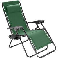 TECTAKE Chaise de jardin MATTEO - fauteuil de jardin, fauteuil exterieur, chaise <br /><b>68.90 EUR</b> ManoMano