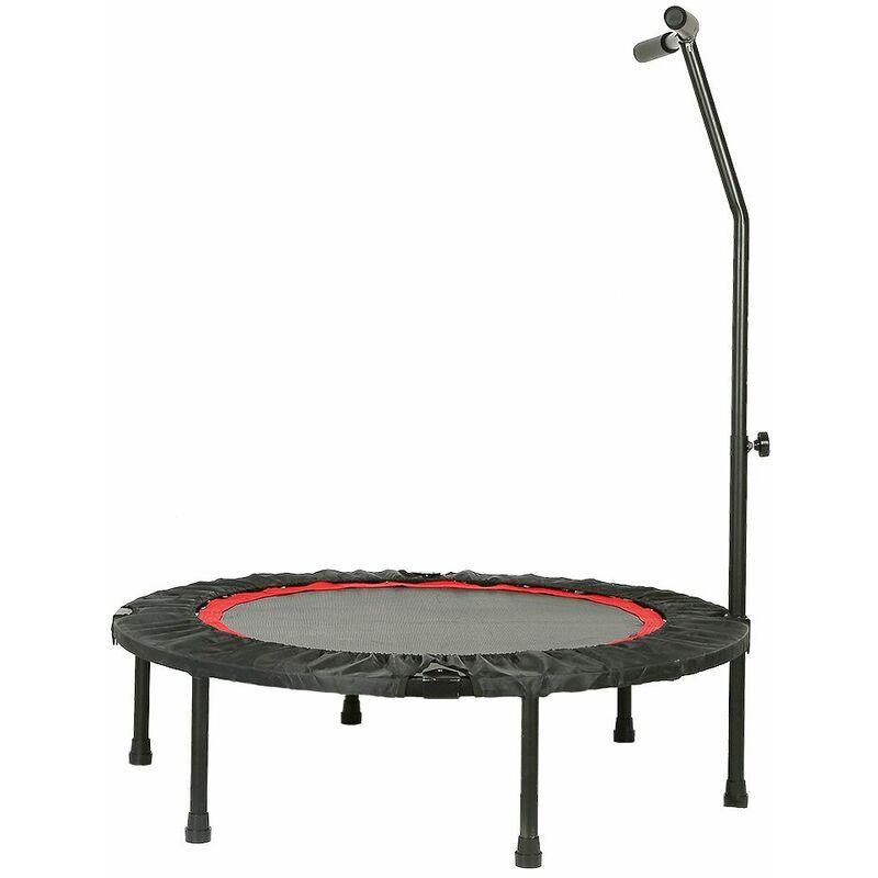 JEOBEST 40 pouces pliable fitness trampoline sautant sport mini trampoline en