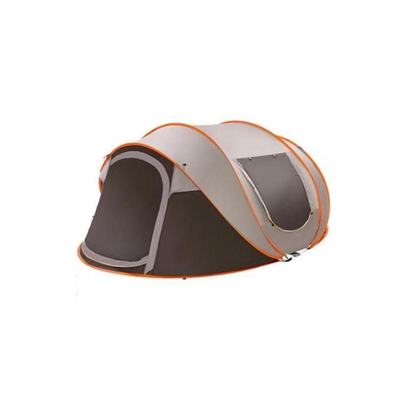 DRILLPRO 5-8 personnes ultra-léger grande tente automatique coupe-vent étanche