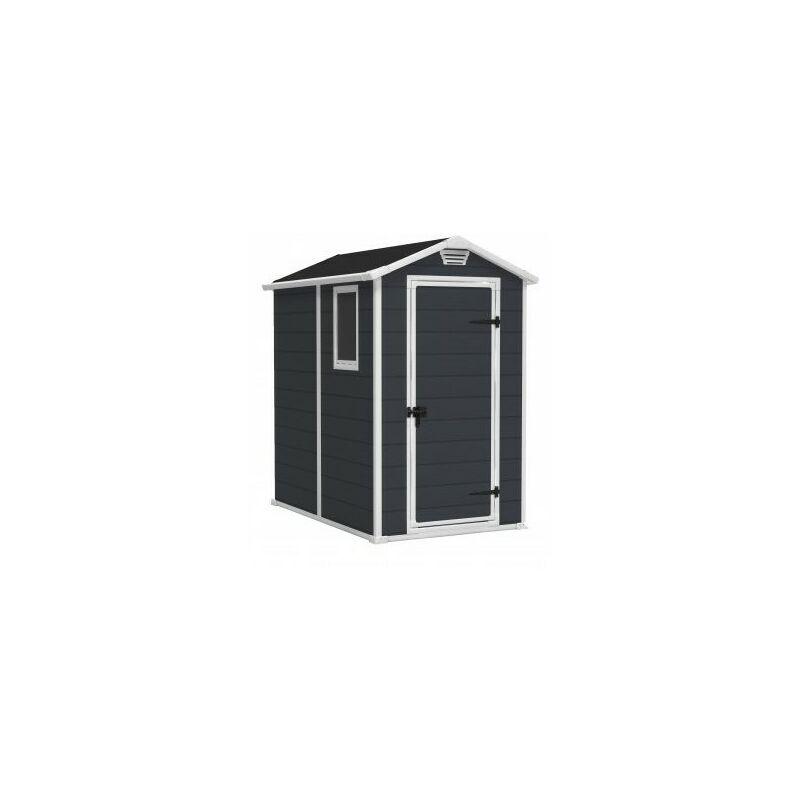 Keter - Abri en résine gris anthracite MANOR PREMIUM® 46 SP - 2,5 m²