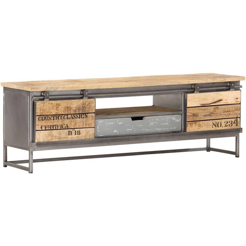 MERCATOXL Bac à sable bateau polaire 150x78x100cm mât de drapeau sol en bois Bac à sable