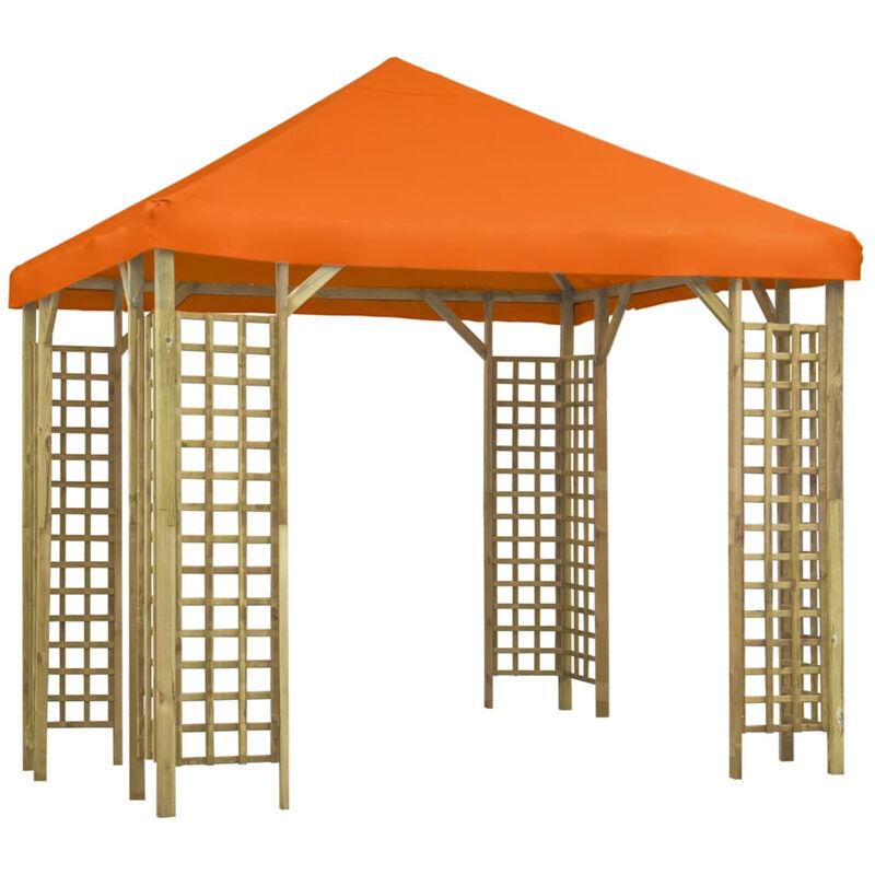 ASUPERMALL Belvedere 3x3 m Orange