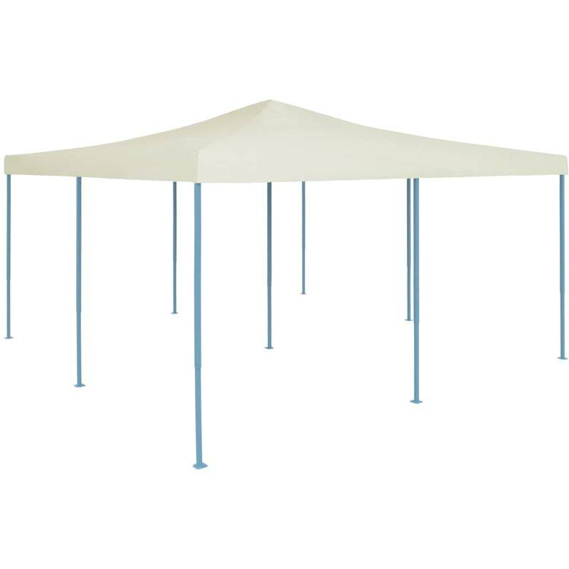 ASUPERMALL Belvedere pliable 5x5 m Creme