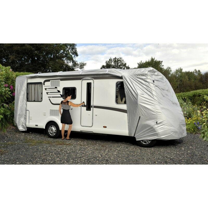 BÂCHES DIRECT Housse de protection de Camping Car - 600 x 240 x 260 cm - bache camping car
