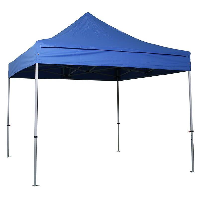 Interouge - Tente pliante pergola tente de jardin tonnelle 3x3 M Acier 32mm