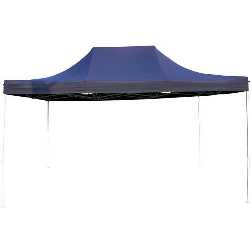 Interouge - Tente Pliante Tonnelle de jardin 3x4,5m en Polyester 180g/m² + sac