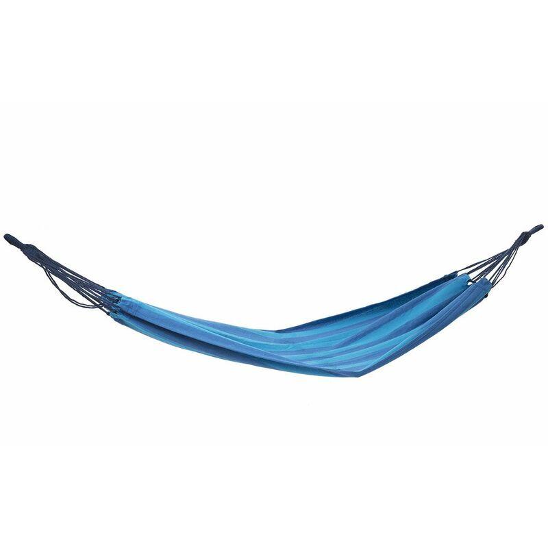 ATMOSPHERA, CRÉATEUR D'INTÉRIEUR Toile hamac Yaqui 200x80 cm bleu - Bleu