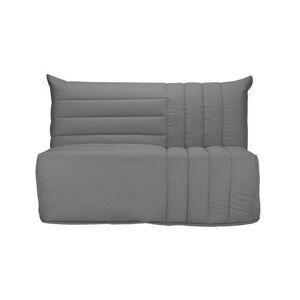 Comfort Bultex - BULTEX Banquette BZ BECCI 3 places - L 142 x P 101 cm - Tissu - Publicité