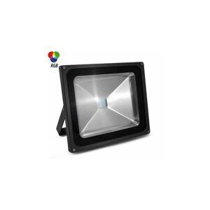 VISION-EL Project Led Vision-El 230 V 50 W Rgb Gris Ip65 Rf - Publicité
