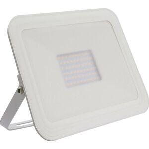 EFECTOLED Projecteur LED Extra-Plat Crystal 50W Blanc Blanc Chaud 3000K - 3500K - Blanco - Publicité