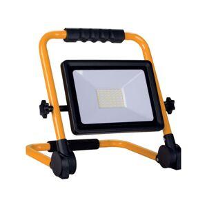 SILAMP Projecteur LED 50W pour Chantier Portable IP65 + 3M de câble - Blanc Froid - Publicité