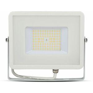 V-TAC PRO Projecteur LED Extérieur Pro 50W 120lm/W Ip65 Samsung Chip Blanc Vt-56 - Blanc - Publicité