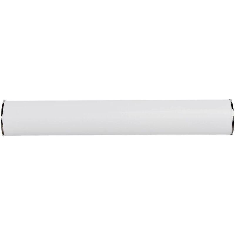 LINDBY LED Applique Murale 'Elanur' en métal pour salle de bain