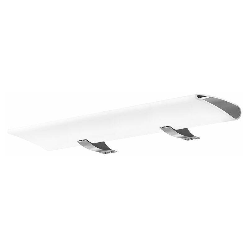 ALLIBERT Applique LED miroir salle de bain COVER 12 W / 80 cm - Allibert