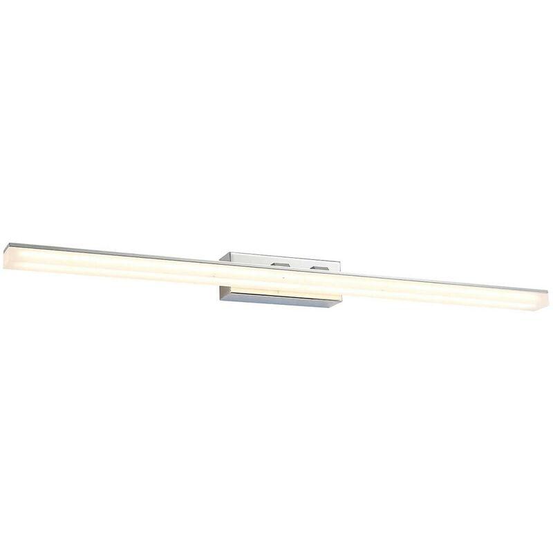 LUCANDE LED Applique Murale 'Julie' pour salle de bain
