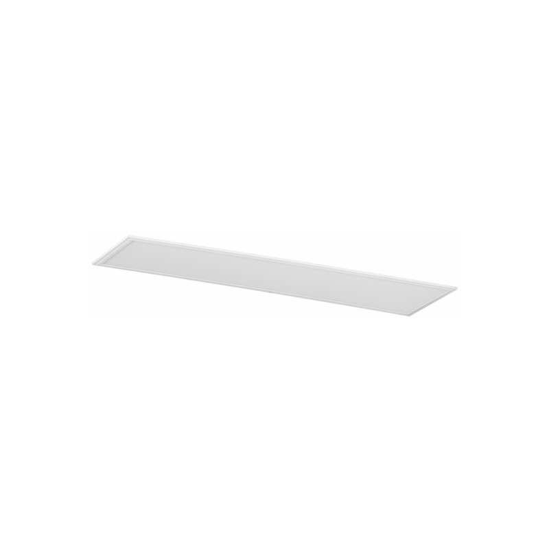 KANLUX Dalle LED BRAVO 40W Cadre Blanc 1200x300mm Blanc Neutre 4000K