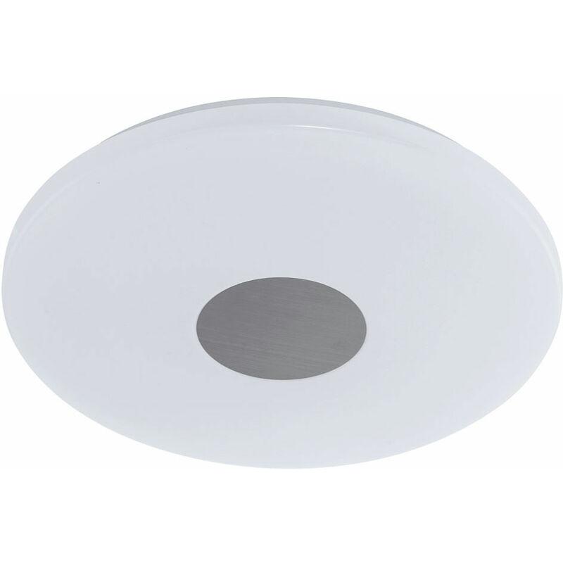 EGLO Éclairage plafonnier DEL 18 W luminaire plafond lampe LED variateur télécommande