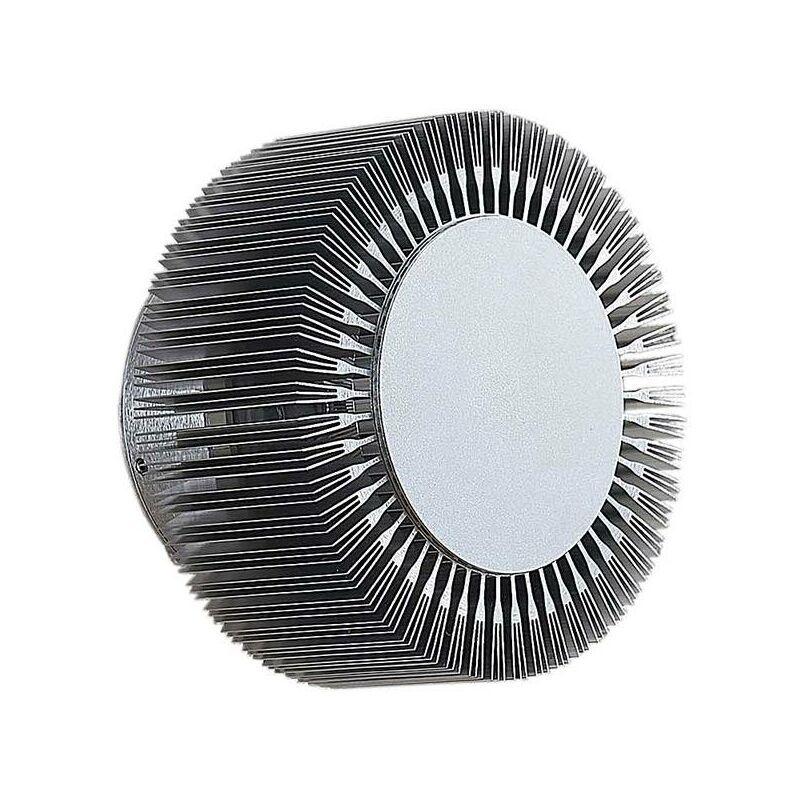 LUCANDE LED Applique Exterieur 'Keany' en aluminium pour salle de bain