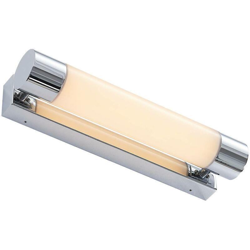 LINDBY LED Applique Murale 'Hamina' en métal pour salle de bain