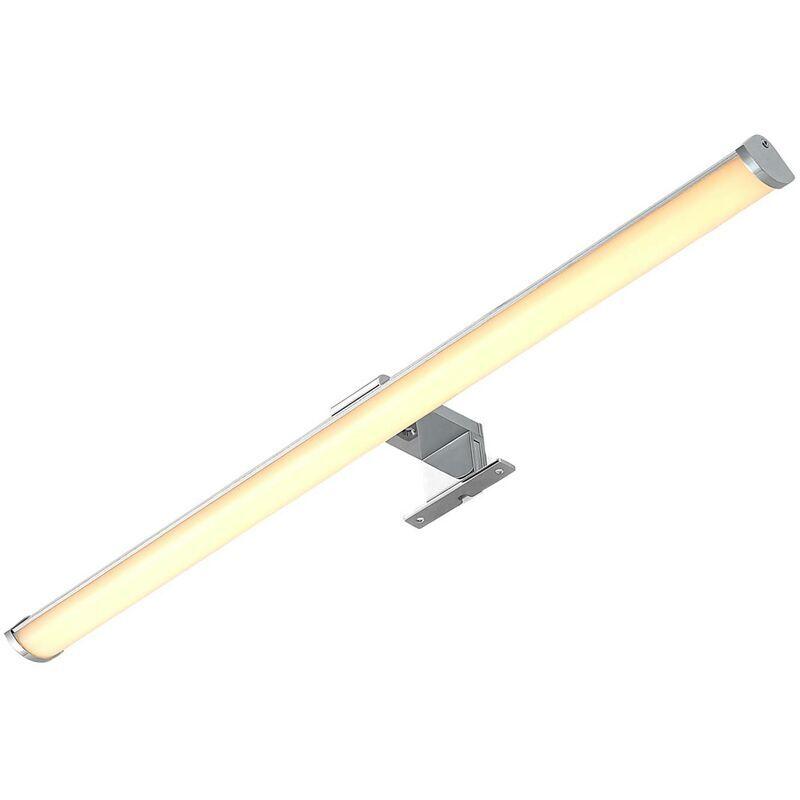 Lindby - LED Applique Murale 'Kelna' en métal pour salle de bain