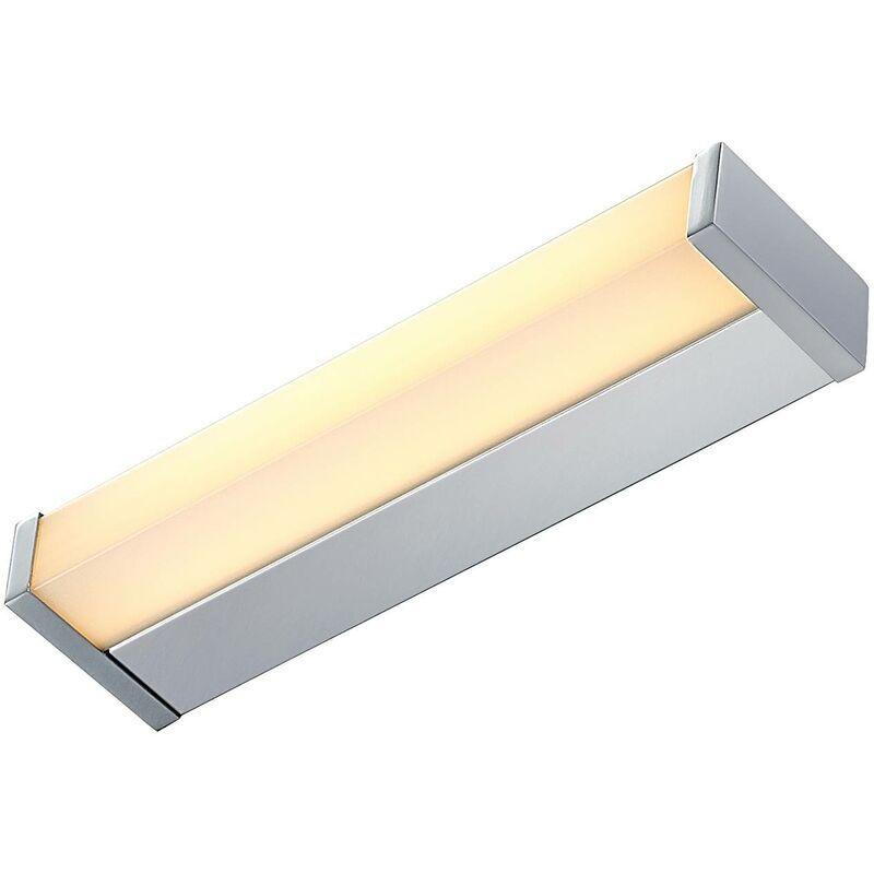 LINDBY LED Applique Murale 'Kluna' en métal pour salle de bain