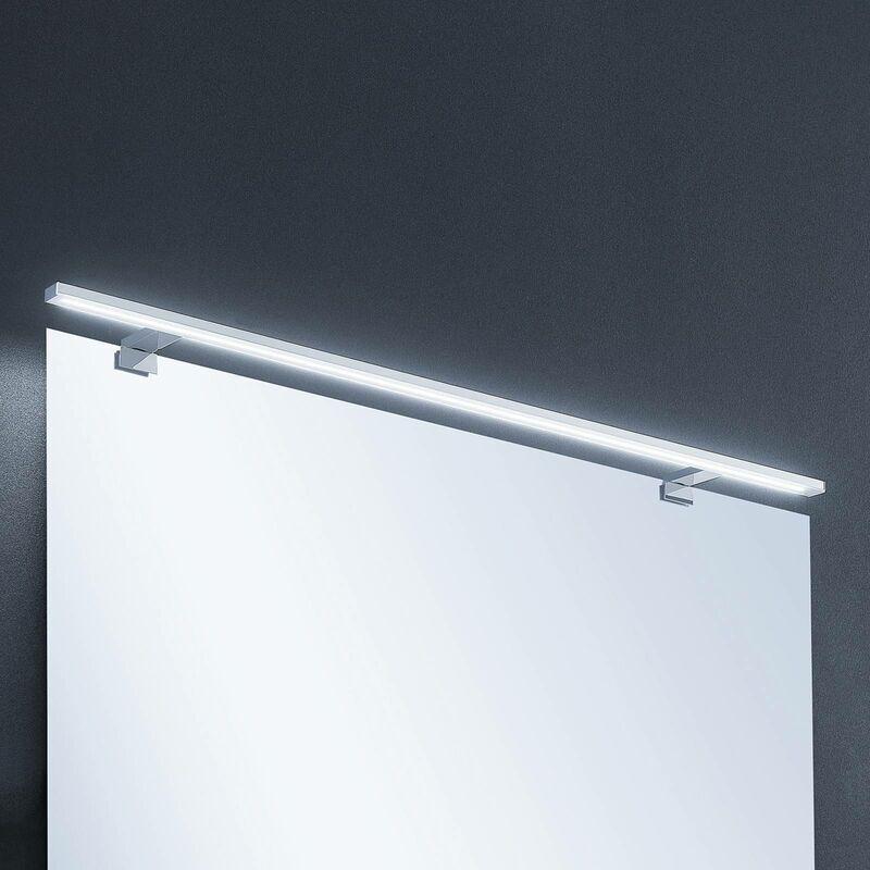 Lindby - LED Applique Murale 'Lusano' en métal pour salle de bain