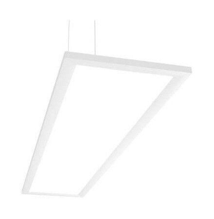 OSRAM LEDVANCE Luminaire LED 54W encastré rectangulaire 1200X300mm blanc chaud 3000K 3400lm