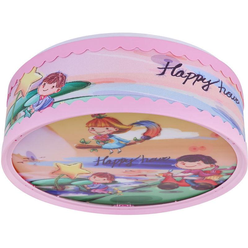 Globo - Lampe de plafond pour enfants Spotlight Colorful Girl Motif Lamp Game