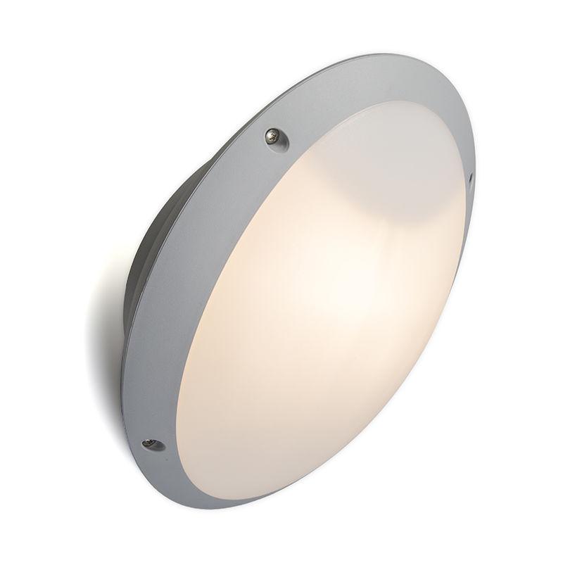 QAZQA Applique murale gris IP65 réglable - Remi Qazqa Moderne Luminaire exterieur