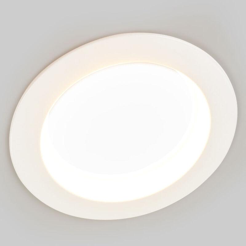 ARCCHIO LED Spot encastrable 'Piet' en aluminium pour salle de bain