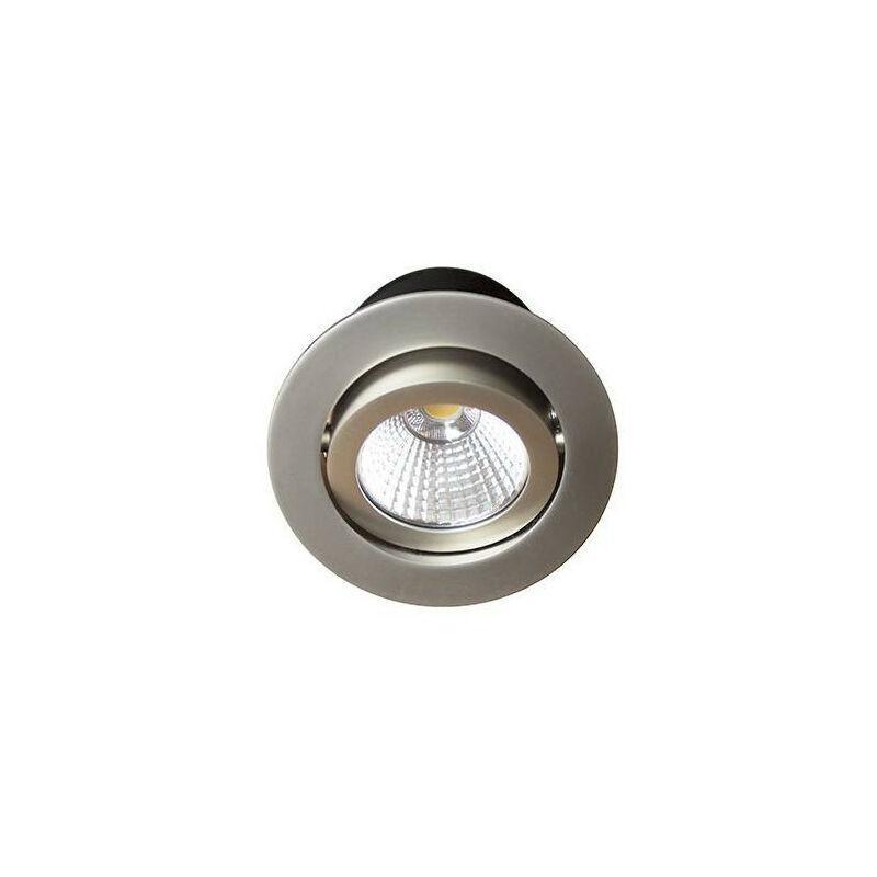 INDIGO Al1014 rdx-230 b 7,5w 600lm 3000k 38° titane (DO236WW39)
