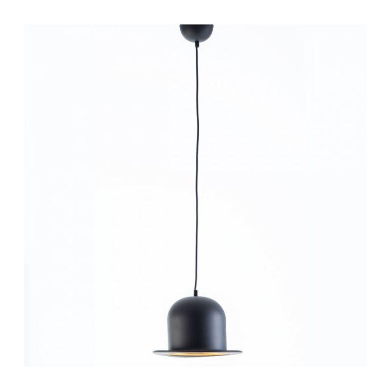 ZENDART DESIGN SÉLECTION Suspension design le belge H.19cm par Zendart Sélection - Noir - Intérieur