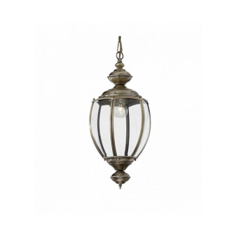 IDEAL LUX Suspension Brune NORMA 1 ampoule