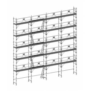 ECHAFAUDAGE DIRECT - MATISERE Echafaudage Direct-matisere - Echafaudage fixe de 156m² : Structure + Planchers - Publicité