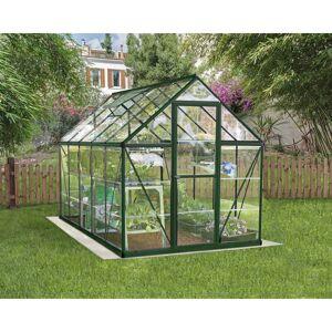 PALRAM Serre de jardin HARMONY 6x10 vert - 5.7m² - Publicité
