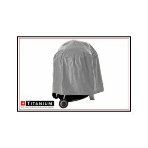 TITANIUM Housse de protection indéchirable pour barbecue rond TITANIUM® - 65 x 75 cm - Publicité