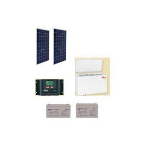 STECA KIT congelateur solaire 166 Litres - Steca - Publicité