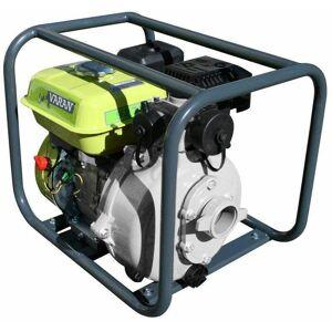 VARAN MOTORS 92703 Pompe à eau thermique 2'' haute pression 45.000 l/h Essence, 196cc 6.5cv, - Publicité