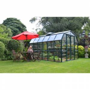PALRAM Serre de jardin GRAND GARDENER 8x12 - 10.4m² - Publicité