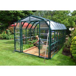 PALRAM Serre de jardin GRAND GARDENER 8x16 - 13.7m² - Publicité
