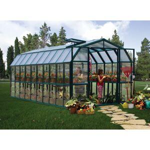PALRAM Serre de jardin GRAND GARDENER 8x20 - 17.1m² - Publicité