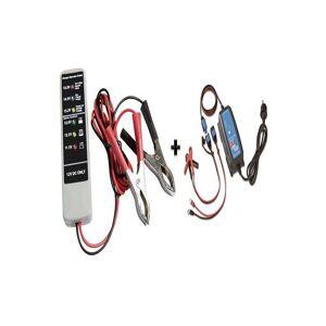 TESTEUR ELETRONIQUE BT 001 BATTERIE 7AH À 230AH /12V Kit (Ampérage : 20 A) - Testeur Eletronique Bt 001 Batterie 7ah À 230ah/12v - Publicité
