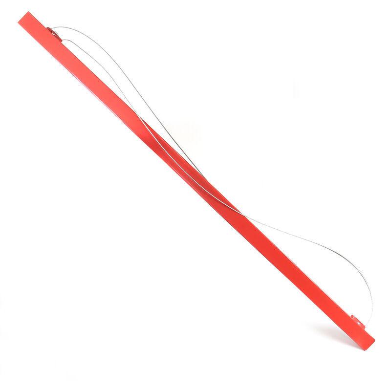 WILTEC 140cm Extension pour Lève plaques de plâtre XXL, Lève panneaux