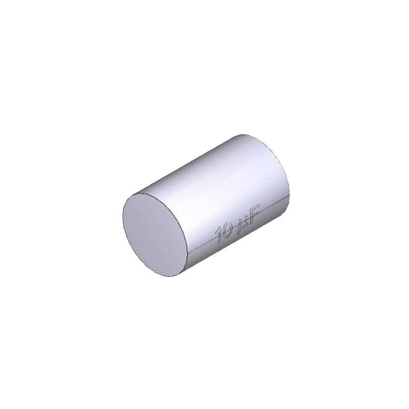 CAME pièce détachée condensateur 10 mF avec câbles ati 119rir295 - Came