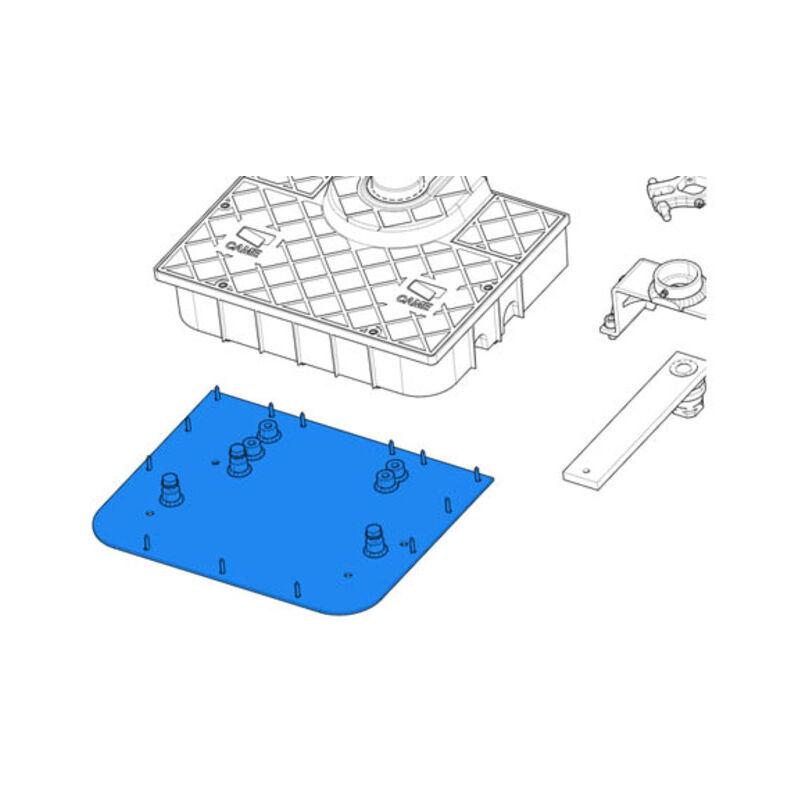 CAME pièce détachée base de caisse frog-jc 119ria077 - Came